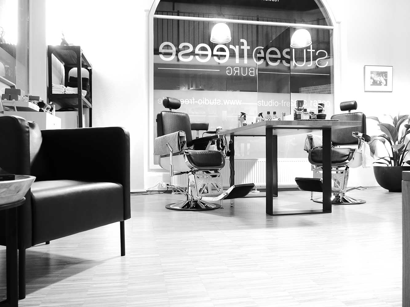 Barbershop Coburg bei Studio Freese